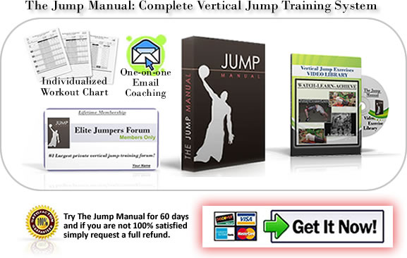 incrase vertical jump