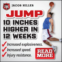 Increase Vertical Leap By 10 Inches